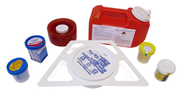 urine collection supplies for sale