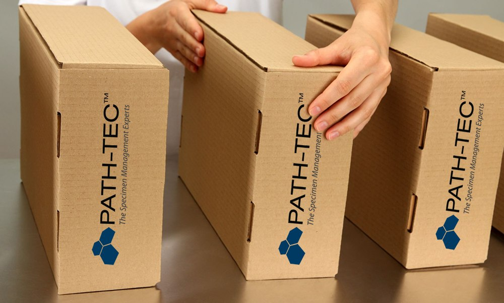 Path-Tec Shipping Boxes