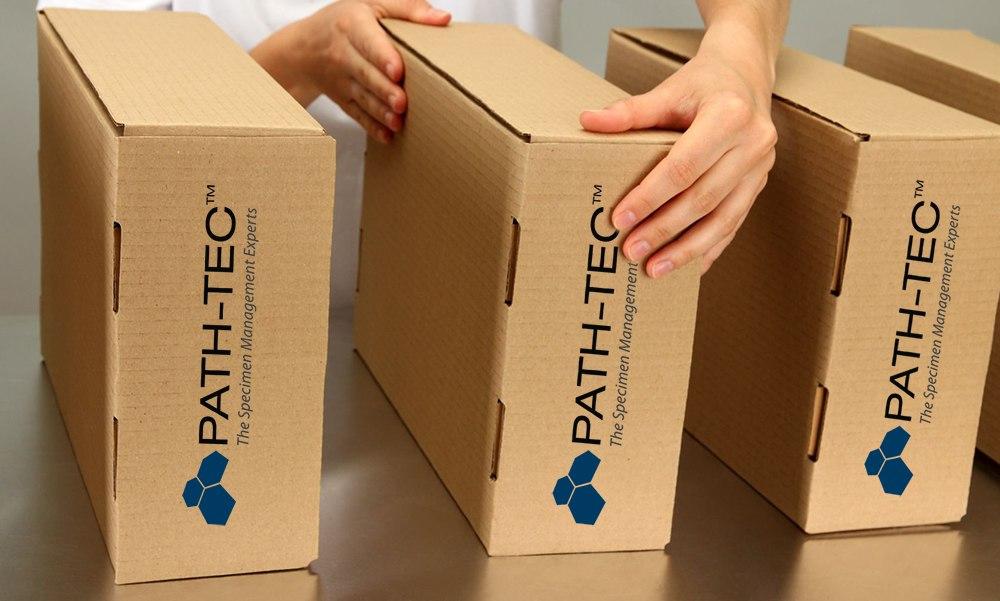 Path-Tec Shipping Boxes